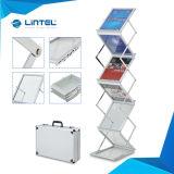 Acrylic Magazine Rack A4 Literature Stand (LT-05B)