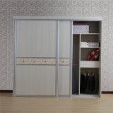 De kleine Garderobe van de Slaapkamer van het Triplex van de Melamine van het Ontwerp