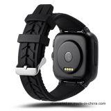 """1.54 de """" monitores espertos GPS WiFi Bluetooth da frequência cardíaca da sustentação do cartão do Android 4.4 Mtk6572 2g/3G SIM do relógio Doogee S1 Uc08"""
