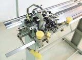 Machine à tricoter pilotée par main de plat de manganèse