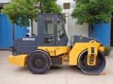 6トンの単一のドラム道ローラー(YZ6C)の建設用機器