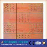 Декоративные панели акустических панелей деревянные акустические
