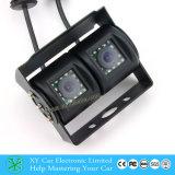 이중 렌즈 700tvl는과 야간 시계 리버스 주차 버스 CCTV 사진기 방수 처리한다