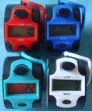 플라스틱 다채로운 전자 손 계산 카운터