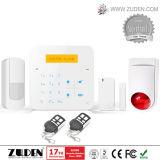 Impianto antifurto senza fili di obbligazione domestica di WiFi GSM con il &APP della tastiera di tocco