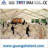 Tienda al aire libre de la carpa de la boda del partido