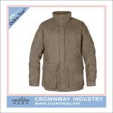 Зимы водоустойчивая светлая зимы куртка вниз для людей