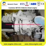 海洋エンジンのCummins 100~120kwからの海洋エンジン力