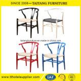 Yの椅子を食事する卸し売り古典的なレストランの金属の肘掛け椅子