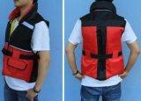 Casaco salvavidas de espuma de segurança reflectora / colete de pesca