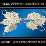 Módulo do diodo emissor de luz da injeção com as 5050 microplaquetas do diodo emissor de luz
