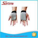 Les adhérences de main de cuir de forme physique d'exercice pour la formation en travers, adhérences de gymnastique, adhérences de gymnastique, Crossfit tirent vers le haut des adhérences de main, adhérences de Crossfit