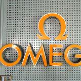 표시를 광고하는 상점 이름을%s 아크릴을%s 가진 스테인리스 LED 편지