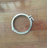 스테인리스 Steel Pipe Clamp 또는 Tube Clamp
