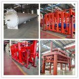 Производственная линия бетонных плит фабрики сразу автоклавированная экспортом