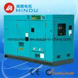 Leises Dieselgenerator-Set der Reserveleistungs-70kw Weichai