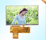 5.7 módulo da polegada TFT LCD Diplay com diodo emissor de luz do luminoso