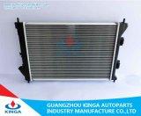 Radiatore di alluminio caldo di prezzi di fabbrica di vendita per Hyundai Elantra 2011-2012