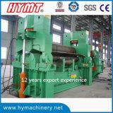 Máquina de rolamento de dobra da placa universal superior hidráulica do rolo W11s-60X3200