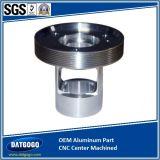 アルミニウム機械装置部品CNCの機械化の解決