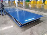 PVC Coated 6061 6063 Aluminium Sheet Plate per Moulds