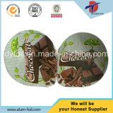 Verpackende Aluminiumfolie-Kappen für Plastikcup
