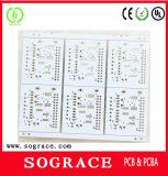 Assemblée de base en aluminium de carte de la carte à circuit MCPCB DEL