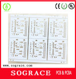 Niedrige Leiterplatte MCPCB LED Aluminiumgedruckte Schaltkarte