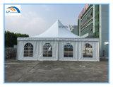 Event를 위한 높은 Peak PVC 정원 Party Tent Pagoda Tent