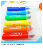 KidsおよびStudentsのための6PCS Jumbo TIP Water Color Pen