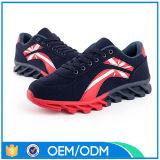 Les plus défuntes chaussures de marche de Jinjiang de prix bas, sport chausse des chaussures de Flyknit