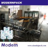 Suministrar 5 galones del agua embotellada de maquinaria de relleno de la producción