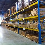 cremalheira seletiva da pálete do armazenamento do armazém da garantia 5-Year