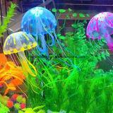 Medusas vivas del efecto que brillan intensamente para el tanque de pescados del acuario