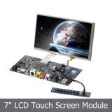 """Pas TFT SKD met 7 """" LCD de 4-draad van de Vertoning Weerstand biedende Touchscreen aan"""