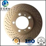 Soem Auto Spare Parts Trade Assurance Brake Disc für Nissans