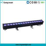 El poder más elevado del CE 16PCS 15W RGBW LED DMX Luz de pared exterior Lavado