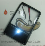 De Lens Magnifier van de Zak van Wholesales van de Prijs van de fabriek (hw-227)