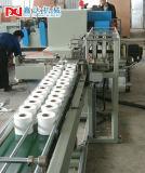 Cadena de producción perforada automática completa de la toalla de Rolls del papel higiénico máquina