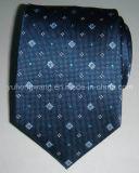 Cravate du jacquard tissée par soie des hommes neufs de modèle
