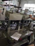 Perforación y máquina que corta con tintas de sellado caliente