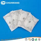 Kleines verpackenfeuchtigkeitssteuerung-Silikagel 2g für Kleidung