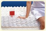 Orthos fábrica de muelles de bolsillo de seda colchón