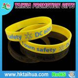 Silikon-Armband, Schmetterlings-Drucken, kundenspezifische Silikon-Armband