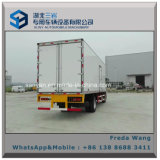 Dongfeng Kingrun 10t 6.4m Van Refrigerator Truck