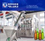 Máquina de embotellado de cristal de la vodka automática de la cerveza