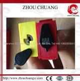 Padlock сережки нержавеющей стали Китая G02dp пылезащитный с подгонянными цветами