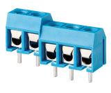 5.0mmピッチ(WJ306)が付いているベストセラーPCBの端子ブロックのコネクター