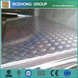 Zolla antisdrucciola di alluminio di vendita 6063 caldi