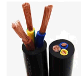Alambre eléctrico de cobre de Rvv del mejor precio de la fábrica, cable eléctrico